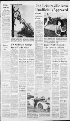The Palm Beach Post from West Palm Beach, Florida on November 19, 1968 · Page 12
