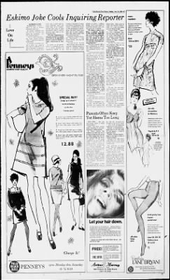 The Palm Beach Post from West Palm Beach, Florida on November 24, 1968 · Page 39
