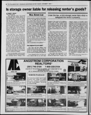The Palm Beach Post from West Palm Beach, Florida on December 7, 1997 · Page 357