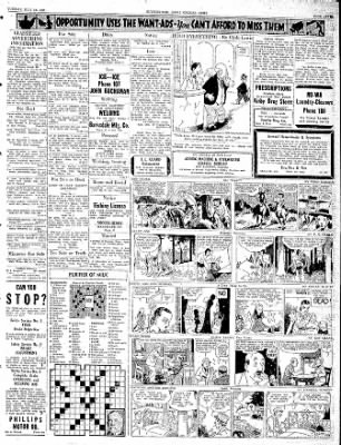 The Courier News from Blytheville, Arkansas on July 18, 1939 · Page 7