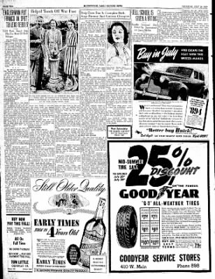 The Courier News from Blytheville, Arkansas on July 20, 1939 · Page 10