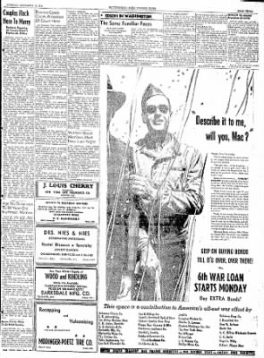 The Courier News from Blytheville, Arkansas on November 18, 1944 · Page 3