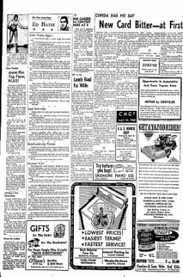 The Courier News from Blytheville, Arkansas on May 10, 1966 · Page 8