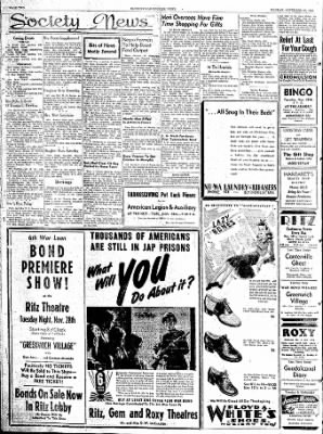 The Courier News from Blytheville, Arkansas on November 27, 1944 · Page 2