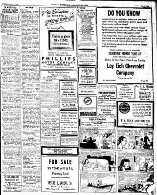 The Courier News from Blytheville, Arkansas on May 7, 1946 · Page 9