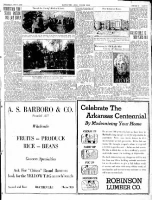 The Courier News from Blytheville, Arkansas on July 1, 1936 · Page 39