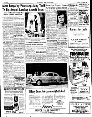 The Courier News from Blytheville, Arkansas on August 27, 1951 · Page 2