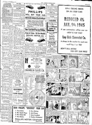 The Courier News from Blytheville, Arkansas on December 16, 1944 · Page 5