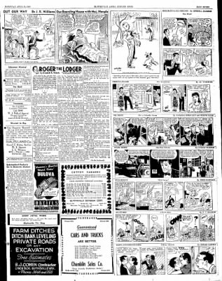 The Courier News from Blytheville, Arkansas on April 30, 1949 · Page 7