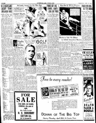 The Courier News from Blytheville, Arkansas on April 25, 1934 · Page 6