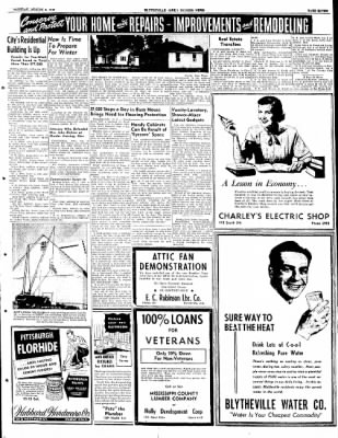 The Courier News from Blytheville, Arkansas on August 2, 1949 · Page 7