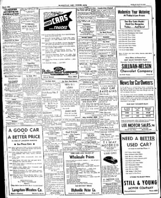 The Courier News from Blytheville, Arkansas on May 13, 1949 · Page 10