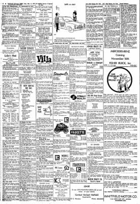 Northwest Arkansas Times From Fayetteville On November 6 1973 Middot Page 12