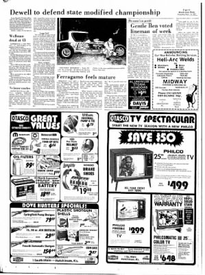 The Hutchinson News from Hutchinson, Kansas on September 13, 1973 · Page 7