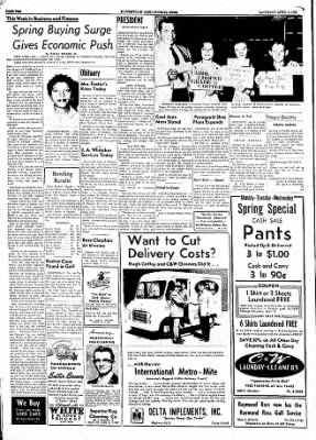 The Courier News from Blytheville, Arkansas on April 4, 1959 · Page 10