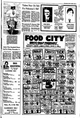 The News from Friendswood, Texas on November 10, 1977 · Page 5