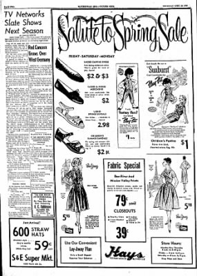 The Courier News from Blytheville, Arkansas on April 23, 1959 · Page 2