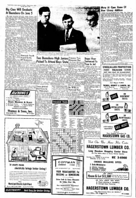 The Daily Mail from Hagerstown, Maryland on May 13, 1961 · Page 12
