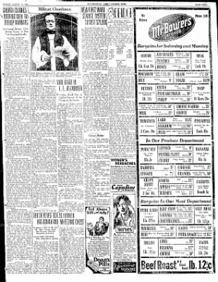 The Courier News from Blytheville, Arkansas on March 13, 1931 · Page 3