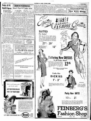 The Courier News from Blytheville, Arkansas on April 4, 1944 · Page 3