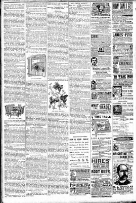 Logansport Pharos-Tribune from Logansport, Indiana on February 26, 1891 · Page 6