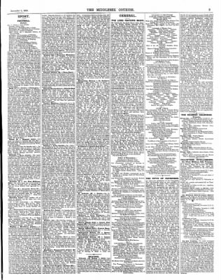 The Middlesex Courier from London,  on November 8, 1895 · Page 3