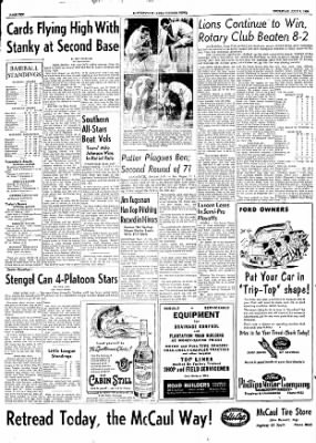 The Courier News from Blytheville, Arkansas on July 9, 1953 · Page 10