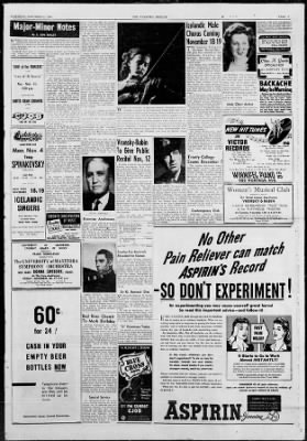 The Winnipeg Tribune from Winnipeg,  on November 2, 1946 · Page 7