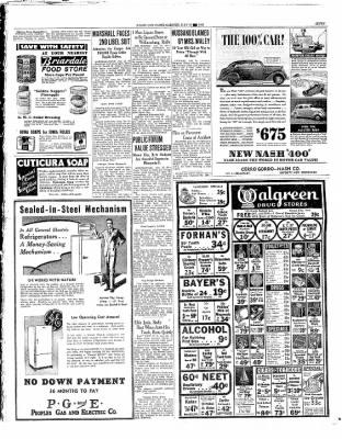 The Mason City Globe-Gazette from Mason City, Iowa on July 25, 1935 · Page 7