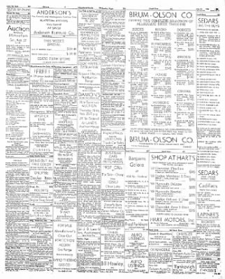 The Mason City Globe-Gazette from Mason City, Iowa on February 24, 1954 · Page 28