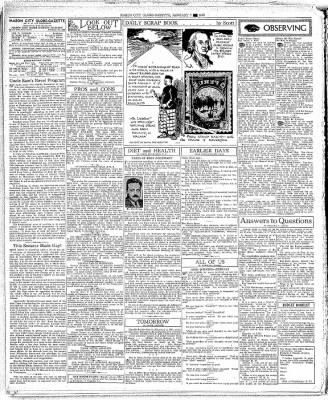 The Mason City Globe-Gazette from Mason City, Iowa on January 7, 1937 · Page 4