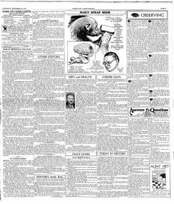 The Mason City Globe-Gazette from Mason City, Iowa on December 21, 1933 · Page 3