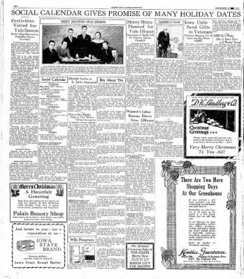 The Mason City Globe-Gazette from Mason City, Iowa on December 23, 1933 · Page 10