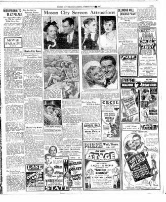 The Mason City Globe-Gazette from Mason City, Iowa on February 6, 1937 · Page 5