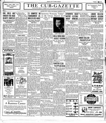 The Mason City Globe-Gazette from Mason City, Iowa on March 7, 1931 · Page 7