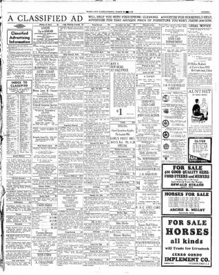 The Mason City Globe-Gazette from Mason City, Iowa on March 30, 1936 · Page 15