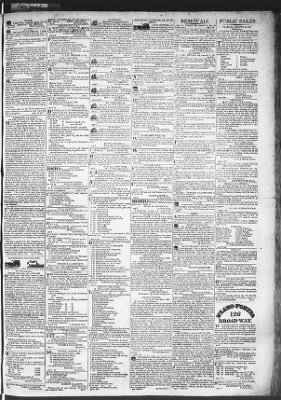 The Evening Post from New York, New York on May 11, 1818 · Page 3