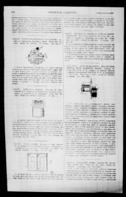 Official Gazette of the United States Patent Office from Washington, District of Columbia on February 19, 1924 · Page 84