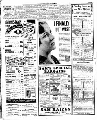 The Mason City Globe-Gazette from Mason City, Iowa on April 16, 1936 · Page 19