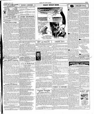 The Mason City Globe-Gazette from Mason City, Iowa on May 5, 1934 · Page 3