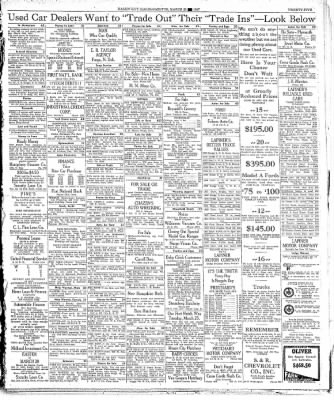 The Mason City Globe-Gazette from Mason City, Iowa on March 25, 1937 · Page 25