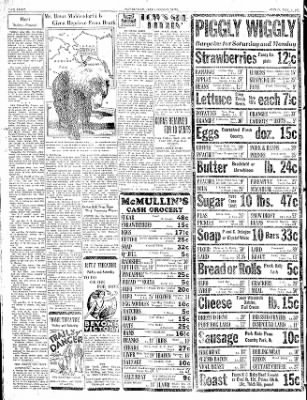 The Courier News from Blytheville, Arkansas on May 1, 1931 · Page 8