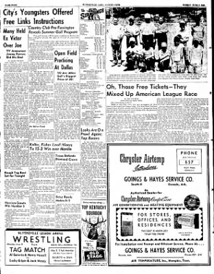 The Courier News from Blytheville, Arkansas on June 9, 1952 · Page 4