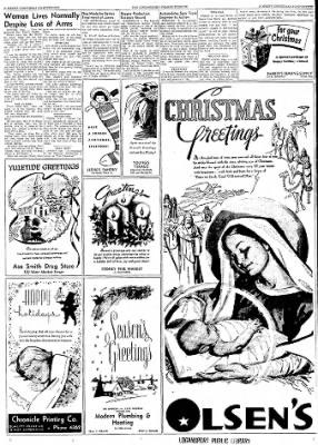 Logansport Pharos-Tribune from Logansport, Indiana on December 24, 1957 · Page 81