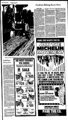 Sunday Gazette-Mail from Charleston, West Virginia on May 23, 1976 · Page 76
