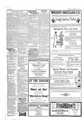 The Daily Courier from Connellsville, Pennsylvania on February 20, 1918 · Page 8