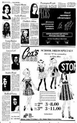 Sunday Gazette-Mail from Charleston, West Virginia on July 23, 1972 · Page 55