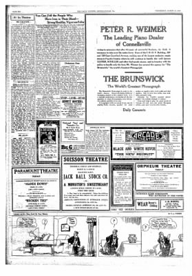 The Daily Courier from Connellsville, Pennsylvania on March 13, 1918 · Page 6