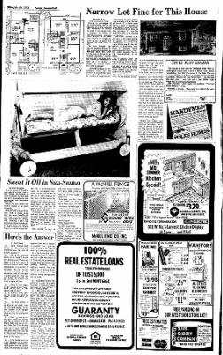 Sunday Gazette-Mail from Charleston, West Virginia on July 30, 1972 · Page 21
