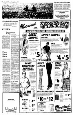 Sunday Gazette-Mail from Charleston, West Virginia on June 9, 1974 · Page 9